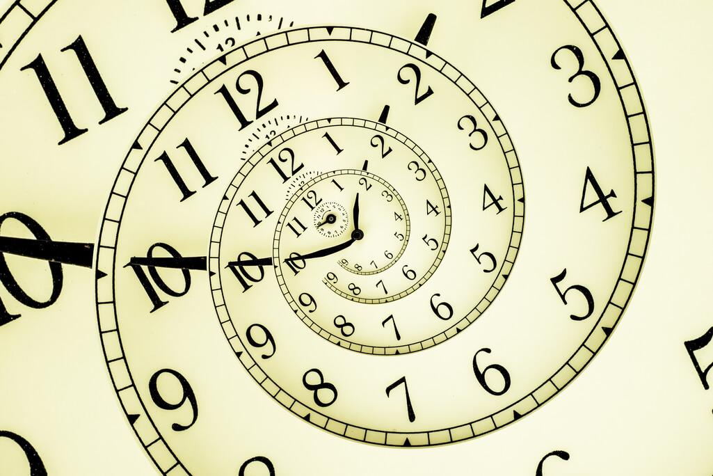 Wandel der Zeit