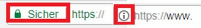 SSL korrekte Funktionsweise