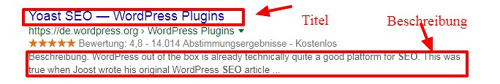 Seo by Yoast Snippet